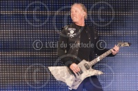 Metallica : James Hetfield