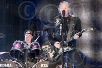Metallica : Lars Ulrich, James Hetfield